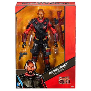 Figura Deadshot Escuadrón Suicida DC Comics