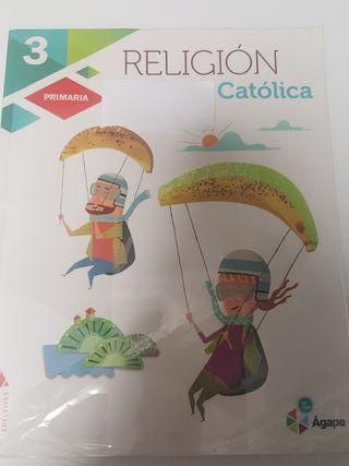 Edelvives 3 primaria Religión Católica