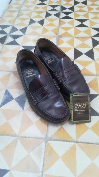 Zapatos mocasines talla 36