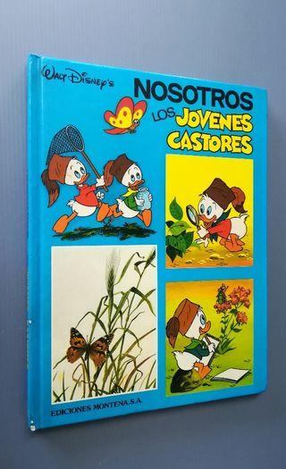Disney 1984.. JÓVENES CASTORES, N° 1