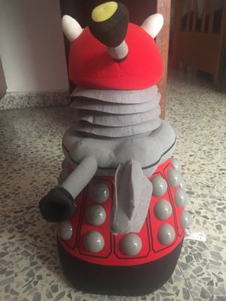 Peluche dalek de Doctor who
