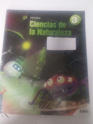 Edelvives 3 primaria Ciencias Naturales