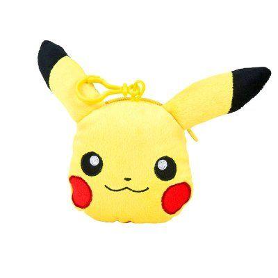 Monedero Peluche Pikachu Pokemon
