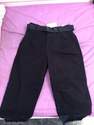 Pantalones de arreglar negros