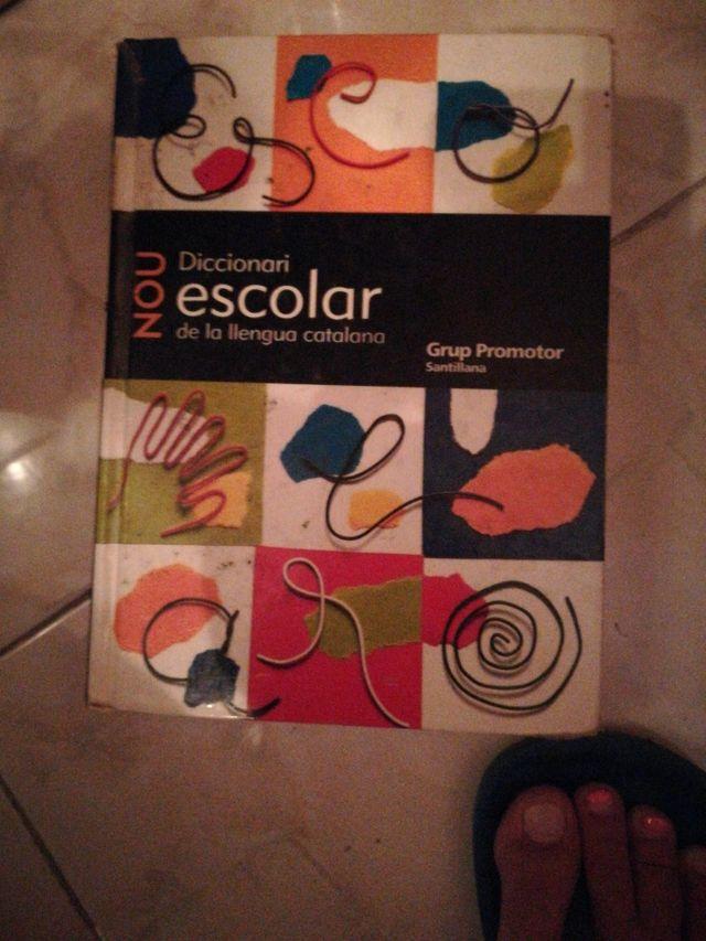 Diccionari catalán