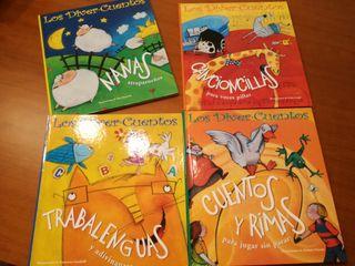 Colección libros divercuentos NUEVO