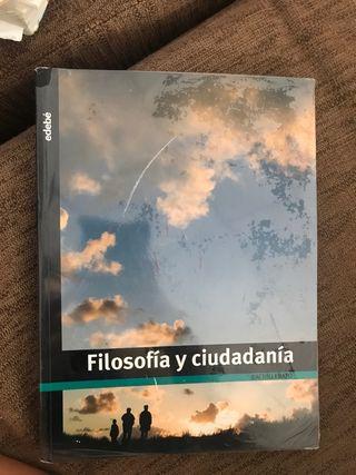 Libro filosofía edebe
