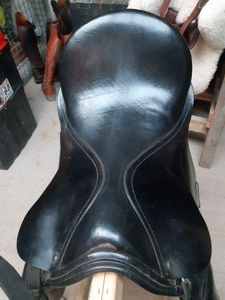 silla de doma clásica