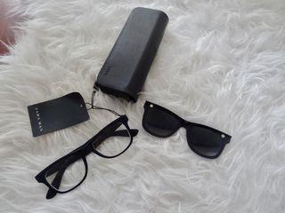 Gafas dos en uno