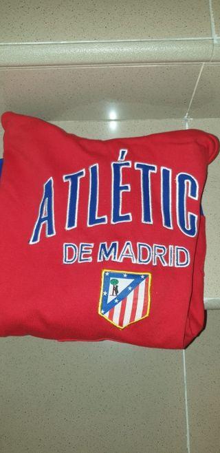 Sudadera talla S Atletico Madrid