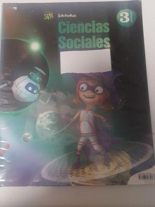 Edelvides 3 primaria Ciencias Sociales
