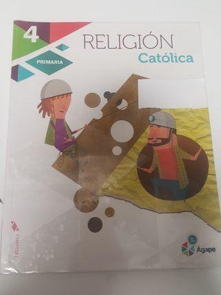 Edelvives 4 primaria Religión Católica