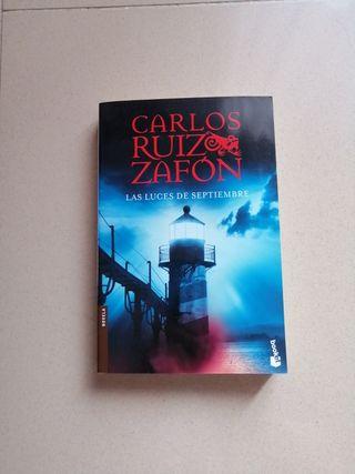LAS LUCES DE SEPTIEMBRE(Carlos Ruiz Zafón)