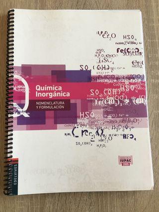 Química orgánica cuaderno de prácticas. 4° ESO.