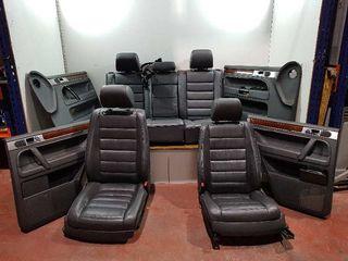 Juego asientos completo VOLKSWAGEN TOUAREG TDI R5