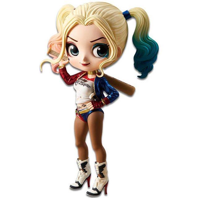 Figura Harley Quinn DC Q Posket