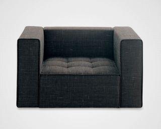 sofá y sillón Zanotta KILT