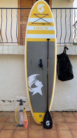 Tablas de paddle surf marca MAKOA