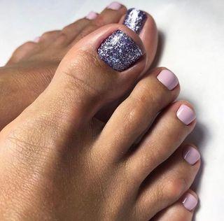 Extensiones de pestañas pedicura spa pies