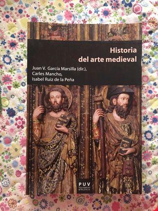 Libro Historia del arte medieval
