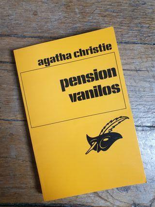 """Livre """"Pension Valinos"""""""