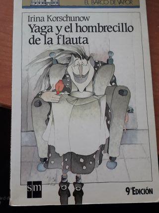 YAGA Y EL HOMBRECILLO DE LA FLAUTA