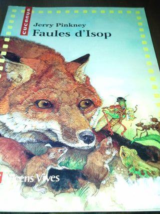 Llibre Faules D'Isop