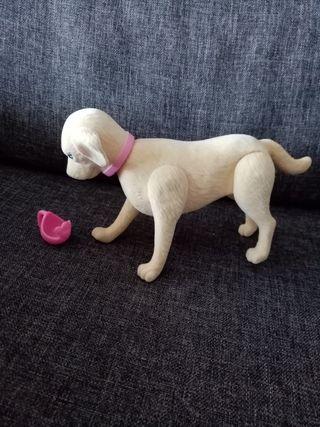 perro de barbie