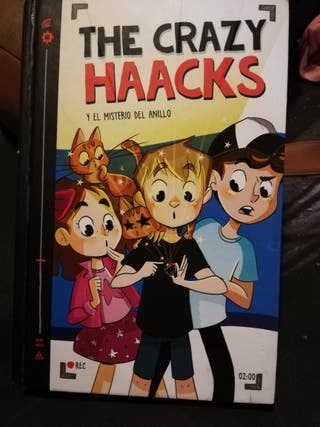 Libro Crazy Haacks