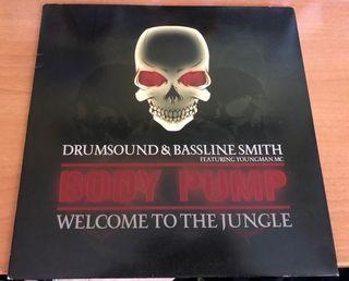 Vinilo Drumsound & Bassline Smith