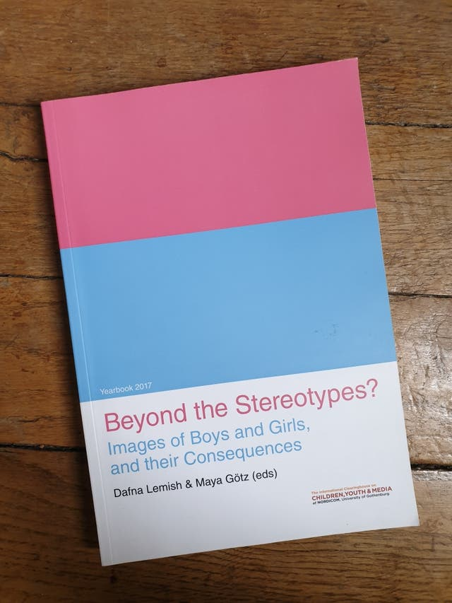 """Book - """"Beyond the stereotypes?"""""""