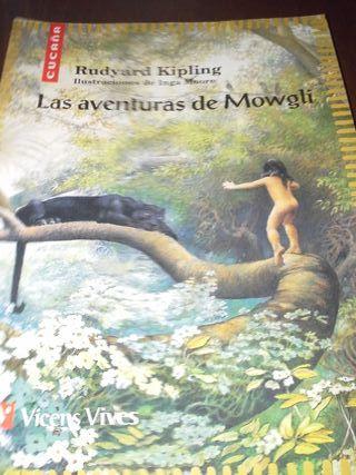 Libro Las aventuras de Mowgli