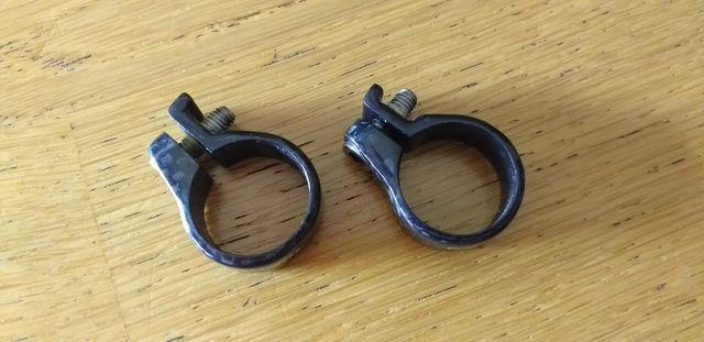 Abrazaderas carbono mandos Sram Double Tap