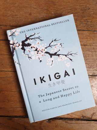 "Book ""Ikagai"""