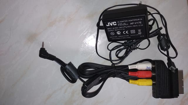 Cámara Vídeo JVC HDD Everio