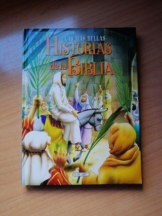 Libro Las más bellas historias de la Biblia
