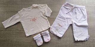 Lote bebé Talla:6-9 meses de Zara