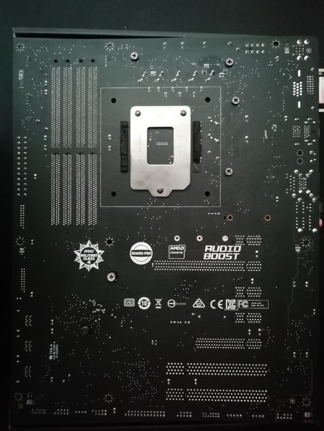 placa base msi z170a g43 plus