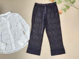 pantalón de encaje marca Intimissimi Talla M