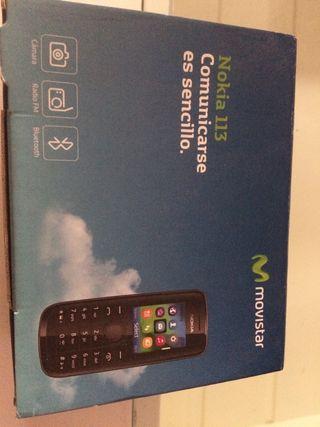 Teléfono Nokia 113