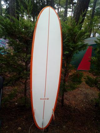 Tabla de Surf evolutiva Oialan 7.2