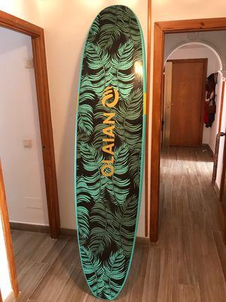 """Tabla de surf 8"""" 75L longboard"""