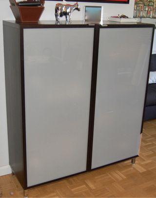 Armario aparador salón IKEa