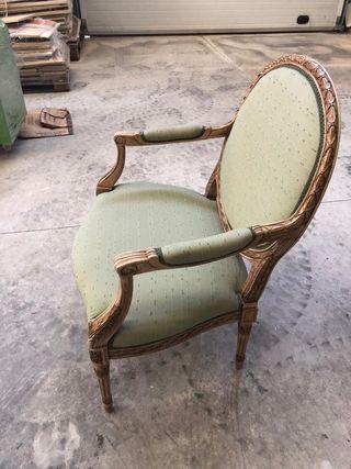 sillón marca hurtado