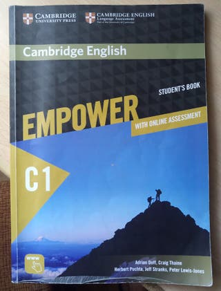 Cambridge English Empower Student's Book C1