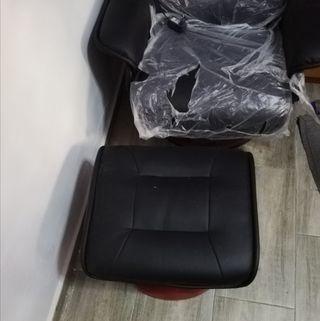 sillón electrico para masajes