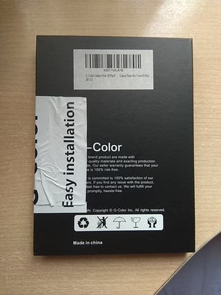 Cristal templado Samsung Galaxy Note 10 Plus