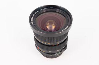 Minolta Rokkor 24-50 f4 para cámaras de carrete