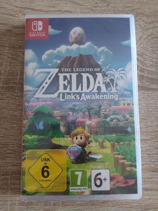 Zelda links Awakening switch