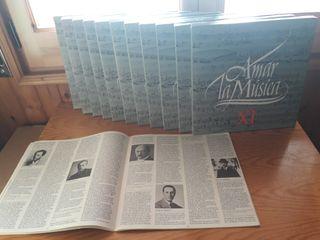 Colecció discos de vinil de Música Clàssica, 55 LP